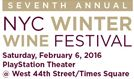 New York City Winter Wine Fest- 2016 tickets at PlayStation Theater in New York