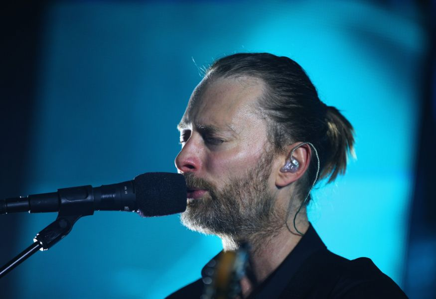 "Thom Yorke: ""If I was going to write a protest song about climate change in 2015, it would be shit."""