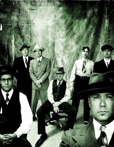 Big Bad Voodoo Daddy performs at The Orleans Dec. 29 and 30