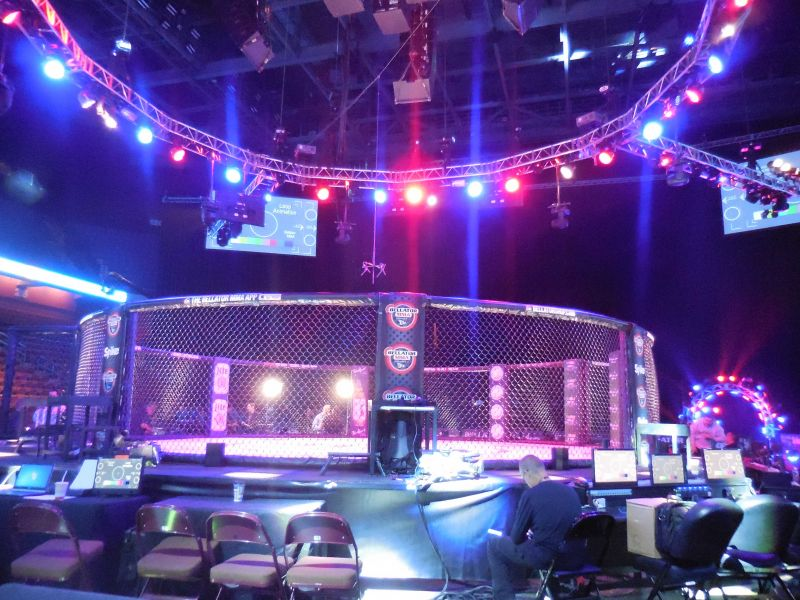 Bellator is gaining ground on the UFC in England