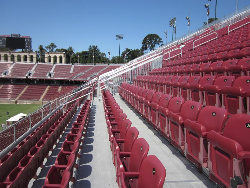 Stanford Stadium will be rocking on Saturday against the Notre Dame Fighting Irish.
