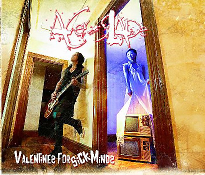 Acey Slade, 'Valentine's for Sick Minds'