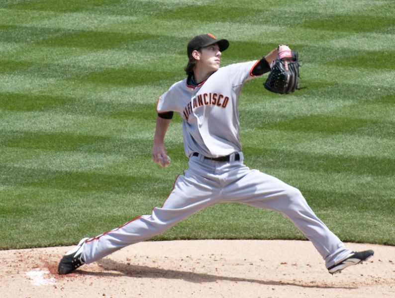 Tim Lincecum has been a hero to many Bay Area sports fans in the last eight years, and we are thankful for him!