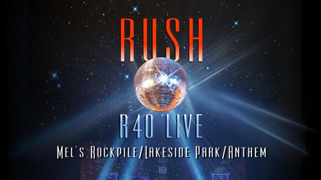 Watch: Rush perform 'Lakeside Park' from 'R40 Live' concert film