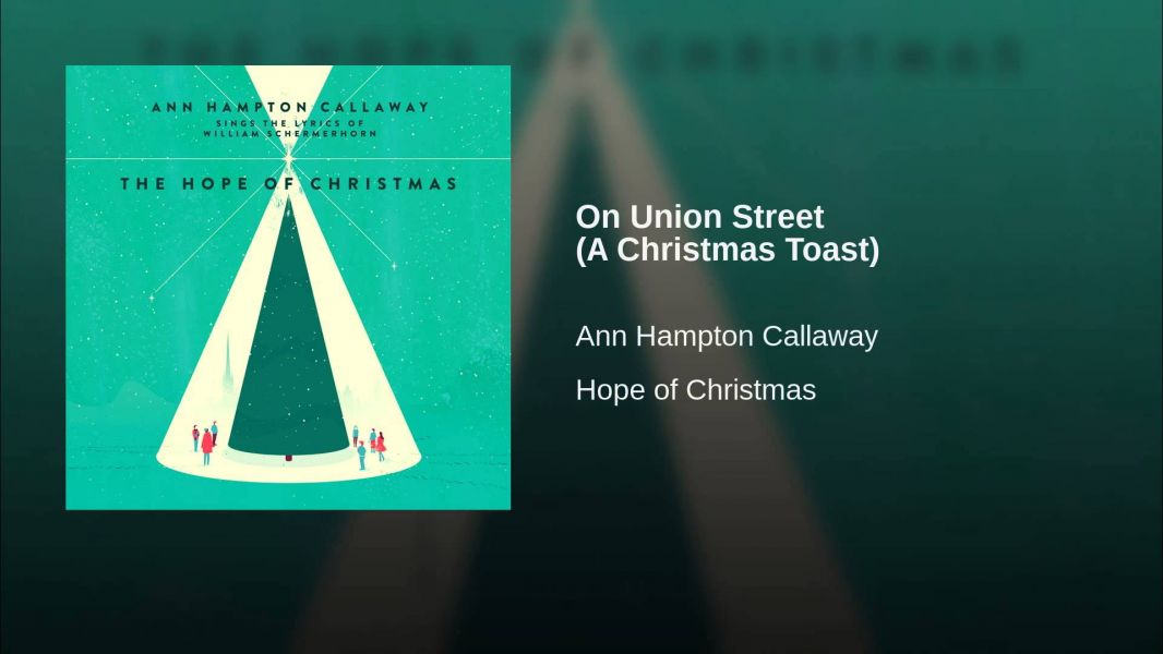 Ann Hampton Callaway spreads good cheer on new holiday album