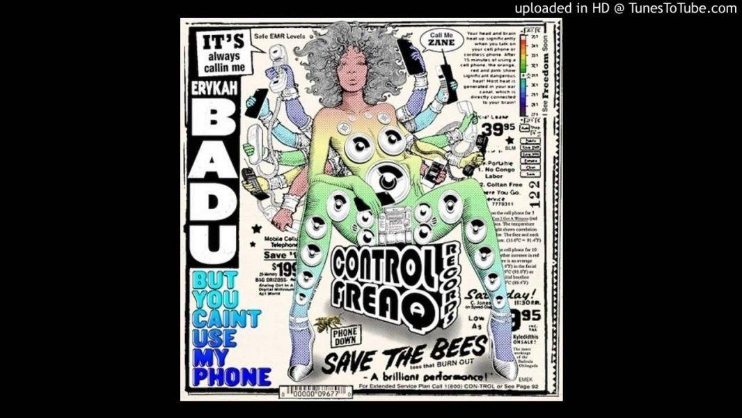 "Hear it Now: Erykah Badu's ""Hello"" featuring Andre 3000"
