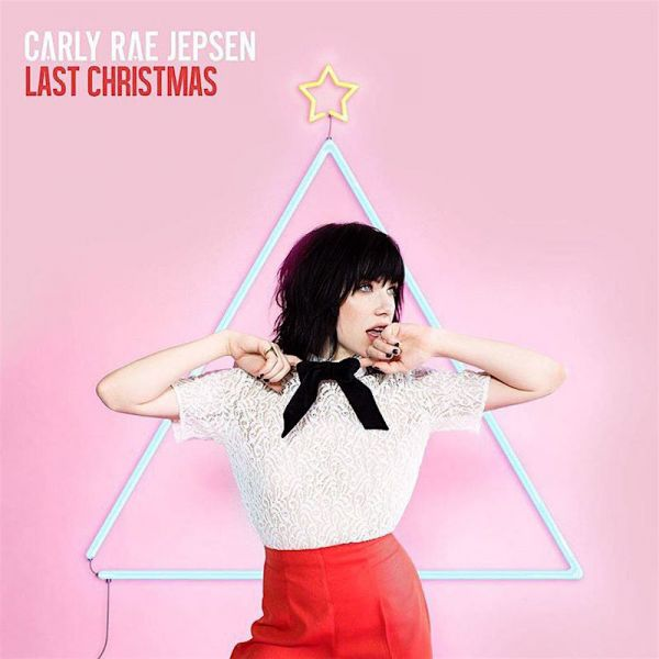 Carly Rae Jepsen releases sizzling cover of 'Last Christmas'