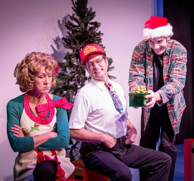 The 2014 production of 'Santa's Big Red Sack'