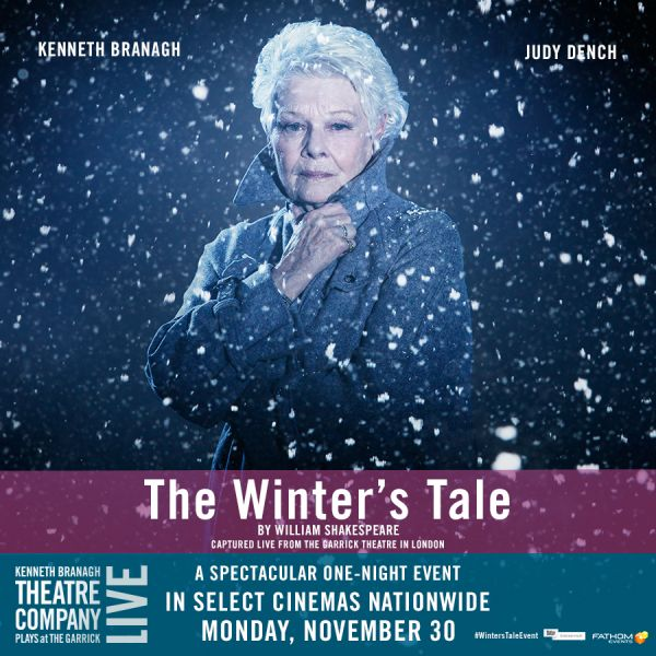 'The Winter's Tale' from Fathom Events
