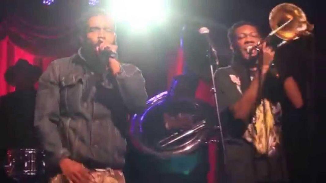 Hip-Hop great Pharoahe Monch is taking over New York's SOBs on December 16