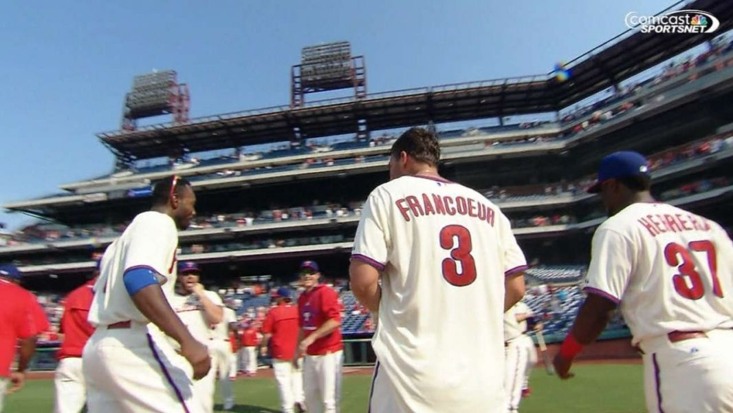 Philadelphia Phillies: Intangibles lead Jeff Francoeur's cause