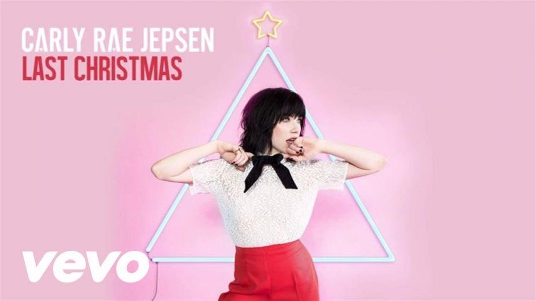 Listen: Carly Rae Jepsen releases cover of Wham!'s 'Last Christmas'
