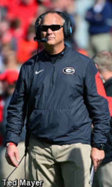 Georgia fired long time successful football coach Mark Richt