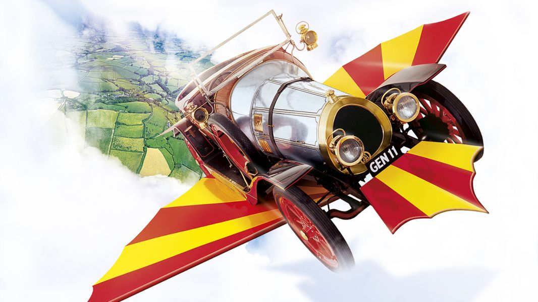 """Chitty Chitty Bang Bang"" continues through Dec. 20 at Tacoma Musical Playhouse"
