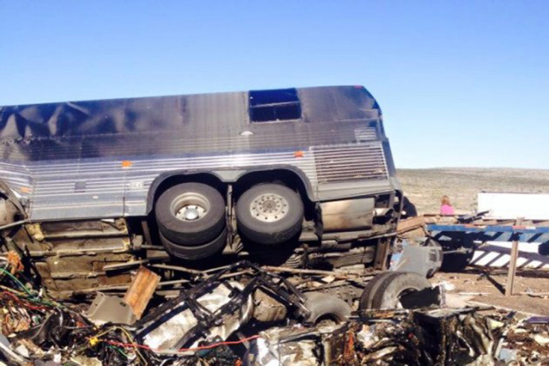 Little Rock Tour Bus Crash