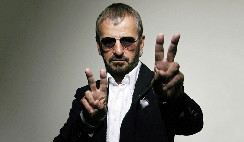 "Ringo Starr will auction off ""The White Album"""