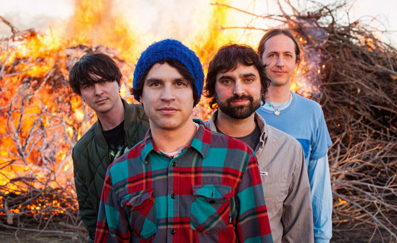 Animal Collective streaming new album right now at the Baltimore airport