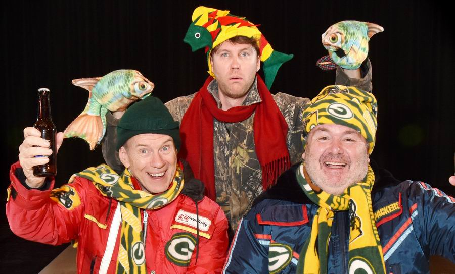 Actors' Summit's production of 'Guys on Ice' goes down smooth like a cold Leinie