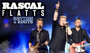 Rascal Flatts tickets at St. Augustine Amphitheatre, St. Augustine