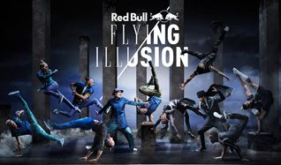 Red Bull Flying Illusion tickets at Ericsson Globe in Stockholm