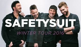 SafetySuit tickets at Mill City Nights in Minneapolis