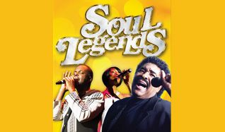 Soul Legends tickets at indigo at The O2, London