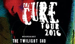 The Cure tickets at Fiddler's Green Amphitheatre in Greenwood Village