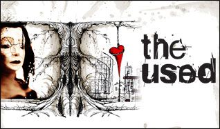 The Used tickets at Crystal Ballroom, Portland
