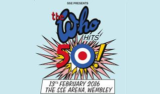 The Who tickets at The SSE Arena, Wembley in London