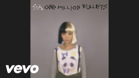 Sia releases new track 'One Million Bullets' from her upcoming album