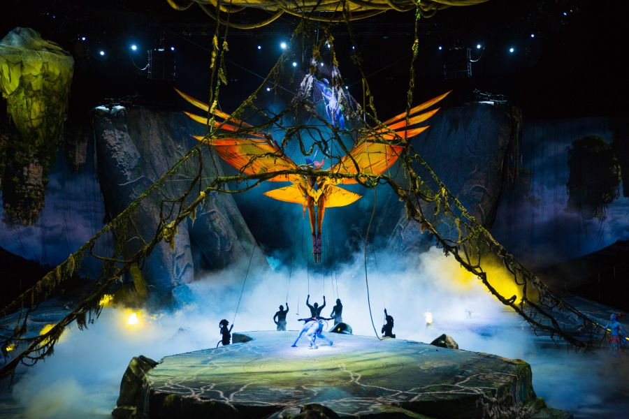 Interview: Kailah Cabanas of Cirque du Soleil's 'TORUK – The First Flight'