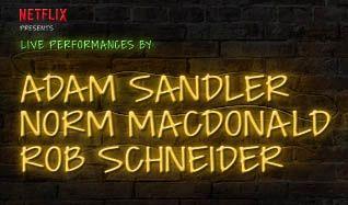 Adam Sandler, Norm Macdonald & Rob Schneider tickets at The Joint at Hard Rock Hotel & Casino Las Vegas in Las Vegas