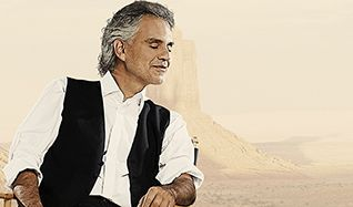 Andrea Bocelli tickets at MGM Grand Garden Arena, Las Vegas