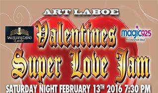 Art Laboe Valentines Super Love Jam tickets at Valley View Casino Center in San Diego