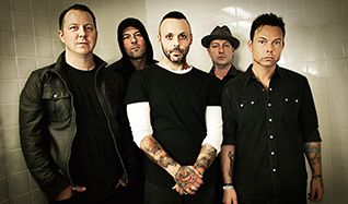 Blue October tickets at Electric Factory, Philadelphia
