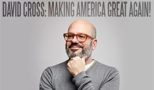 David Cross: Making America Great Again! tickets at Arvest Bank Theatre at The Midland in Kansas City