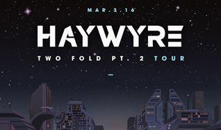 Haywyre tickets at Highline Ballroom in New York City