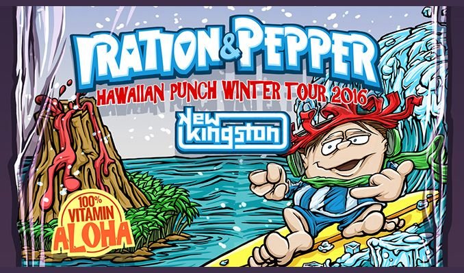 Iration & Pepper tickets at Showbox SoDo in Seattle