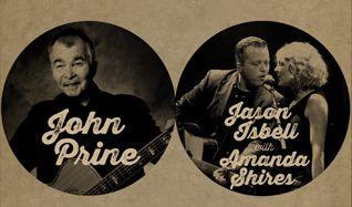 John Prine / Jason Isbell &  Amanda Shires tickets at The Mountain Winery in Saratoga