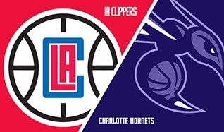 LA Clippers vs. Charlotte Hornets tickets at STAPLES Center in Los Angeles