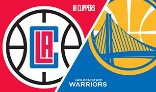 LA Clippers vs. Golden State Warriors tickets at STAPLES Center in Los Angeles
