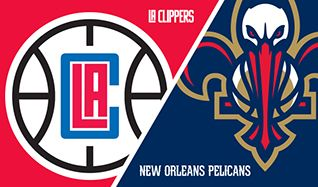 LA Clippers vs. New Orleans Pelicans tickets at STAPLES Center in Los Angeles