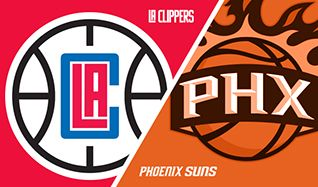 LA Clippers vs. Phoenix Suns tickets at STAPLES Center in Los Angeles