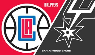 LA Clippers vs. San Antonio Spurs tickets at STAPLES Center in Los Angeles