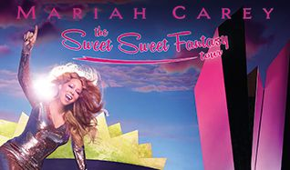 Mariah Carey tickets at Ericsson Globe in Stockholm