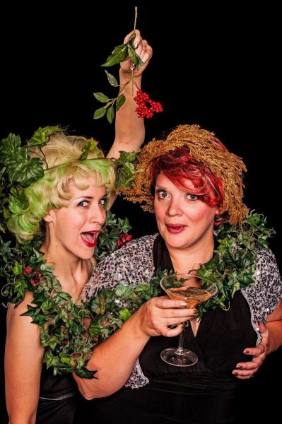 CPT's 'Loush Sisters' is a spirits infused holiday caboret