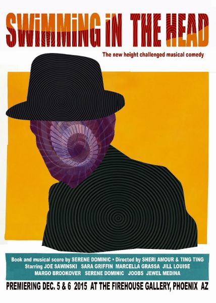 Swimming in the Head poster