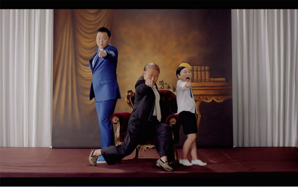 PSY's got the moves like 'Daddy' in comeback music video featuring CL