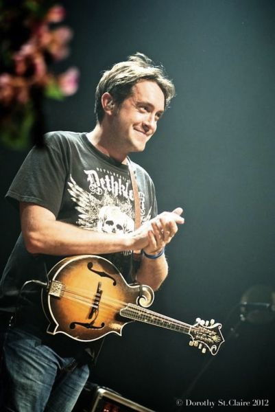 Former Yonder Mountain String Band front man Jeff Austin announces winter tour