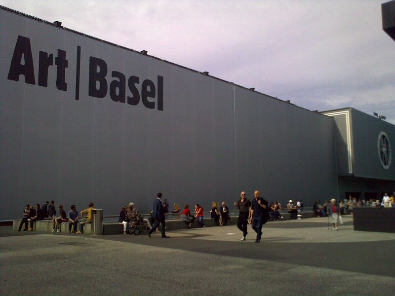 Art Basel Miami is Dec. 3-6, 2015